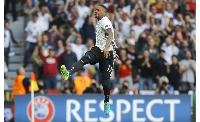 Boateng, el caudillo de Alemania en la Eurocopa