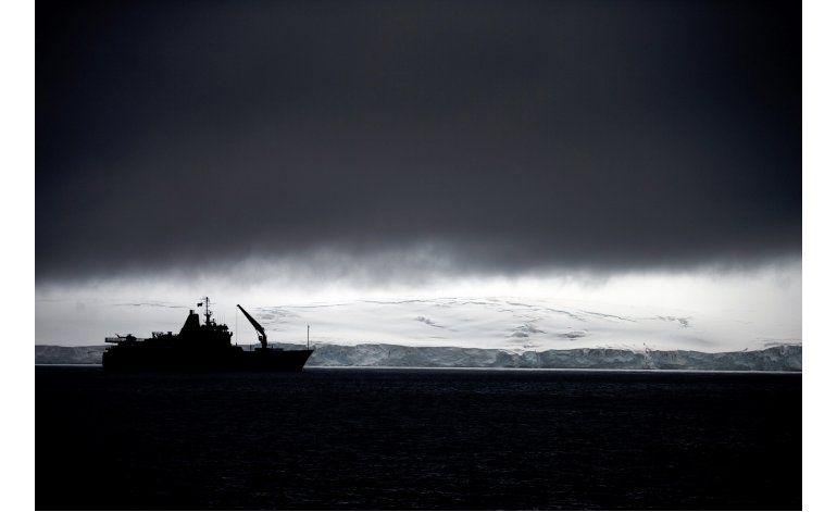 Comienza a cerrarse el agujero en el ozono de la Antártida