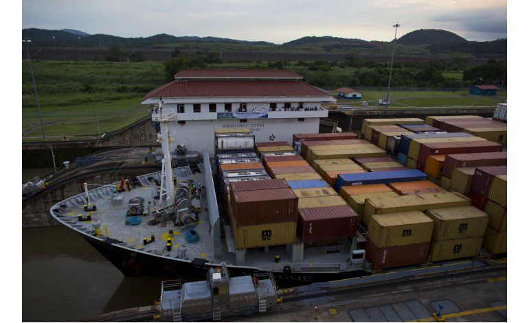 Centro de visitantes de Miraflores: imán en canal panameño
