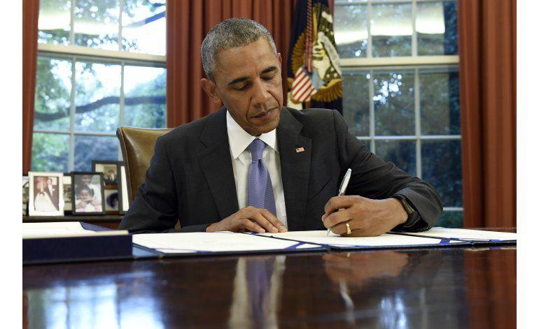 Obama firma paquete de rescate para Puerto Rico