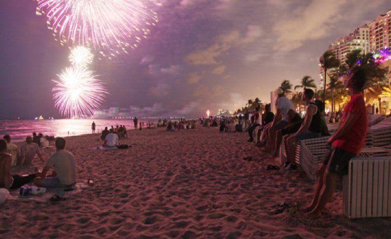 Miami se prepara para celebrar el 4 de julio por todo lo alto