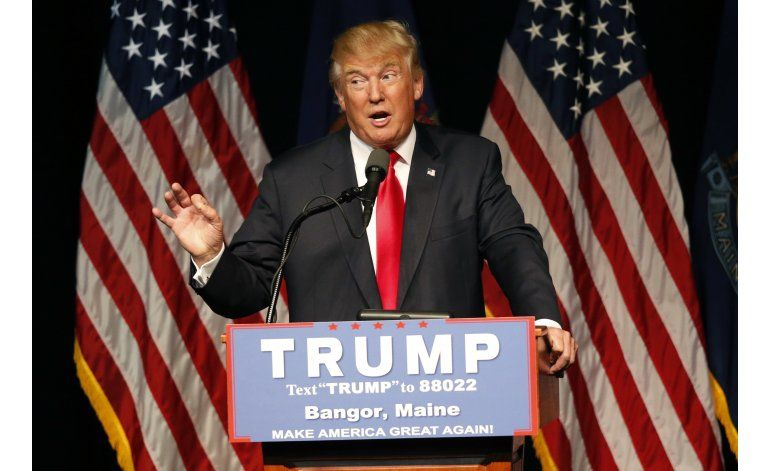 LO ULTIMO: Trump bromea sobre posible ataque de México