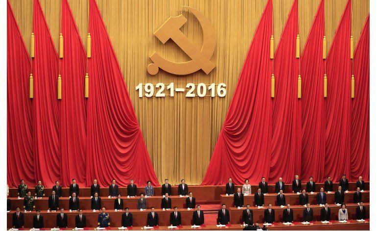 Presidente de China defiende raíces marxistas de su partido