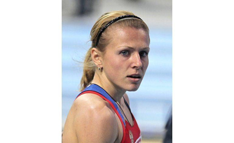 IAAF permite a la confidente rusa Stepanova competir en Río