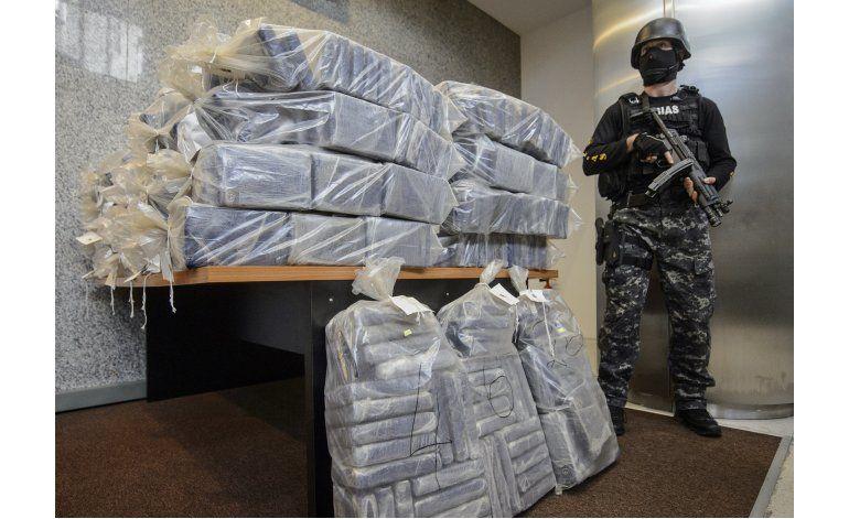 2,3 toneladas de cocaína escondidas en barcos en Rumania