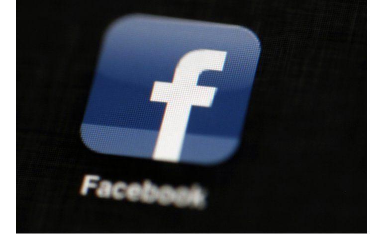 Corte brasileña congela fondos de Facebook