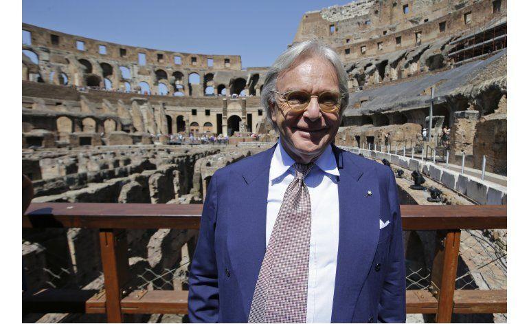 Coliseo romano más imponente que nunca tras costosa limpieza