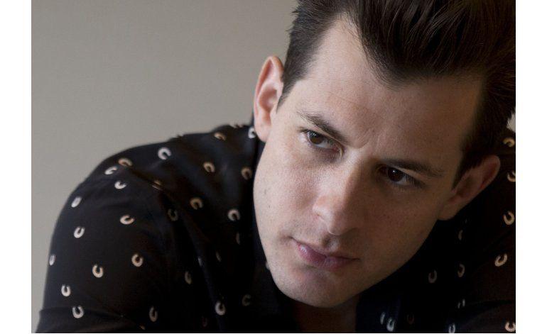 Ronson busca superpoderes en músicos como Adele y Lady Gaga