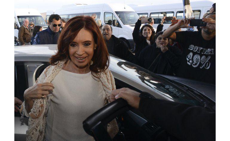 Argentina: Mayoría cree ciertas acusaciones contra Fernández