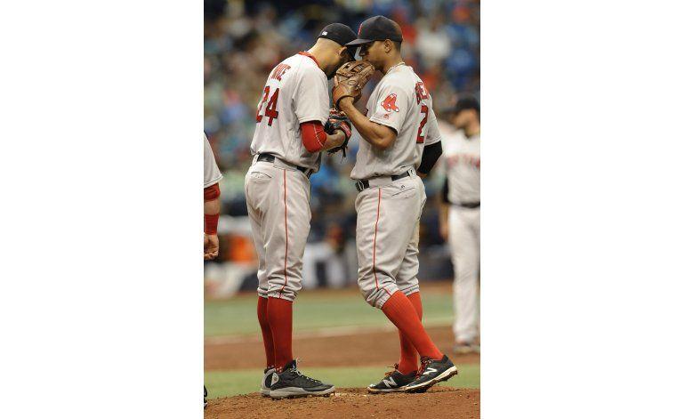 Fuente AP: Boston no podrá firmar amateurs extranjeros 1 año