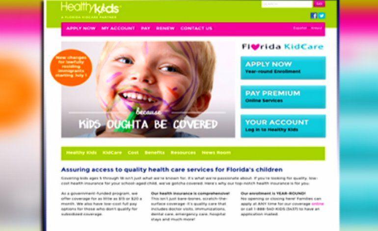Aprueban ley para dar seguro médico a 17 000 niños