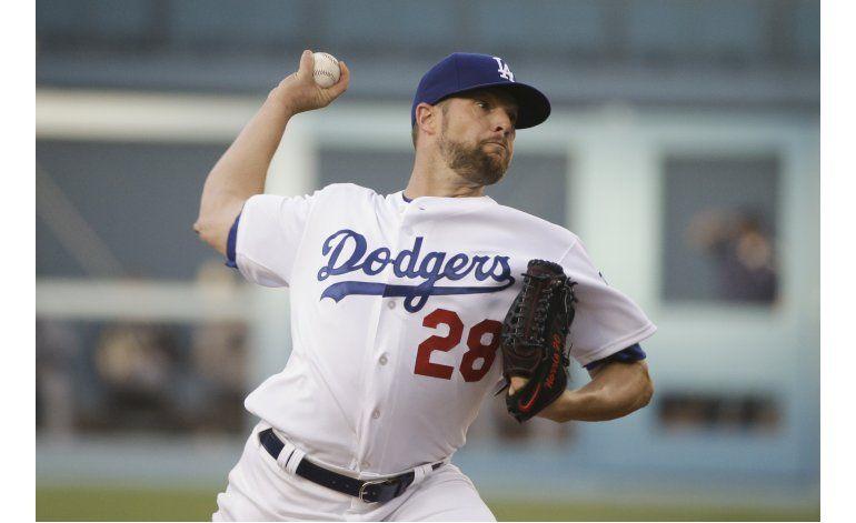 Norris lanza por Kershaw, Dodgers ganan a Rockies 5-0