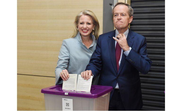 Australia vota en ajustadas elecciones generales