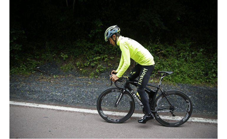 Contador se estrella en el Tour