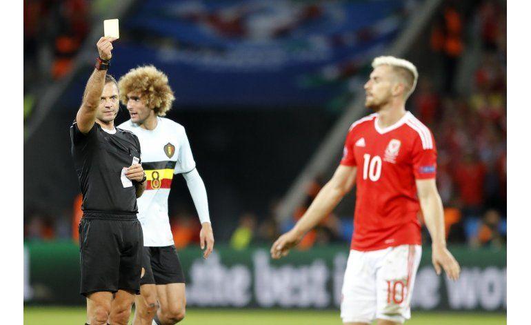 Gales echará de menos a Ramsey en su semifinal