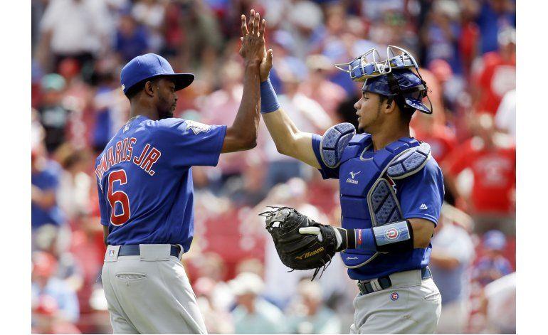 Contreras, un cambio fortuito de posición que lo llevó a MLB