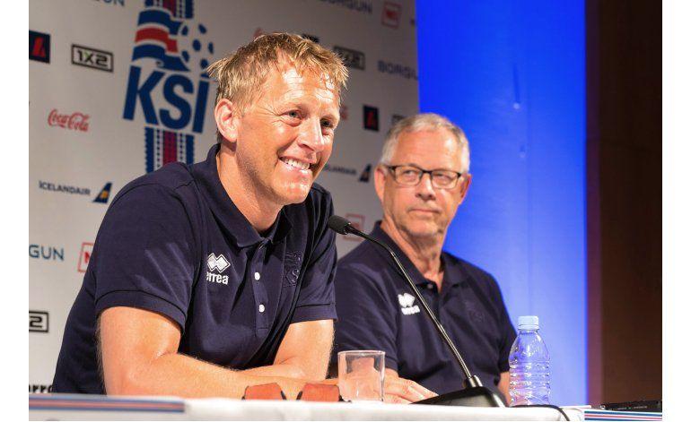 El éxito de Islandia también se debe a su dupla de técnicos