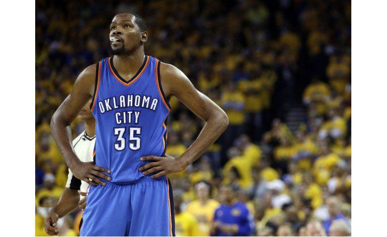 Reportes: Durant se reúne con Spurs