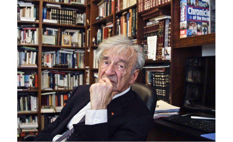 Falleció Nobel de Paz  Elie Wiesel, autor de La noche