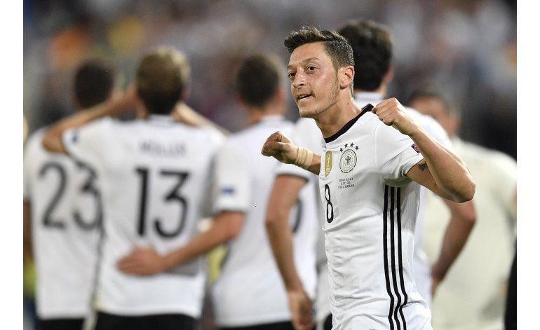 Alemania doblega a Italia en penales y es semifinalista