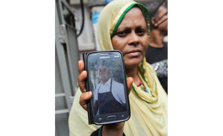 Italianos, indios y japoneses fallecieron en Bangladesh