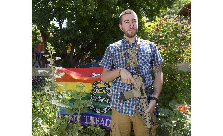 Grupo LGBT pro armas reporta aumento de miembros