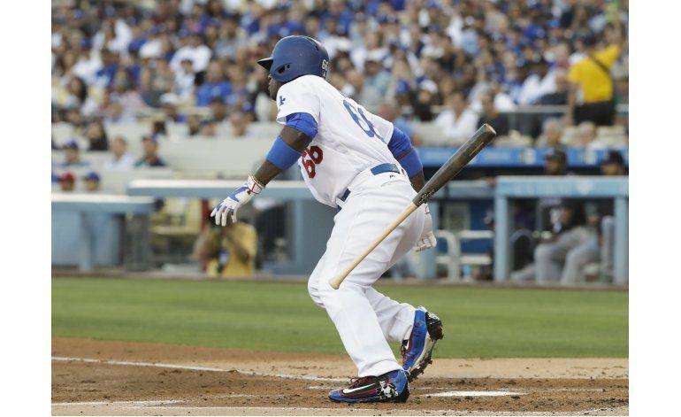 Kazmir anula a Rockies, Dodgers ganan 8vo seguido en casa