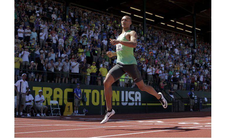 Usain Bolt competirá en Río, auguran corredores de EEUU