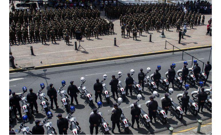 El Salvador vive, por ahora, una baja de homicidios