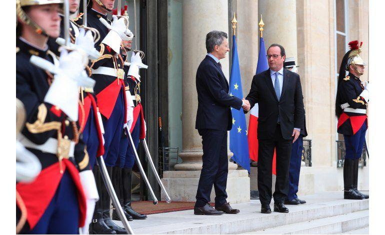 Papa: No tengo ningún problema con Macri