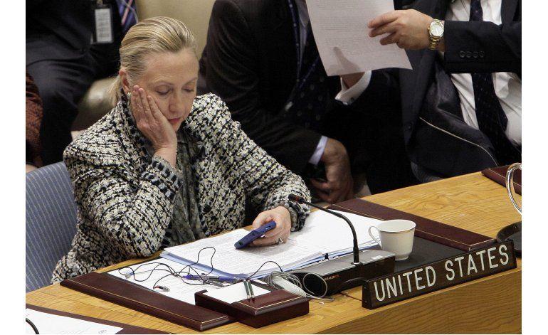 Entrevista FBI-Clinton indicaría fin de pesquisa sobre mails