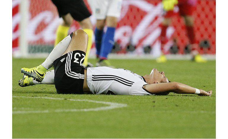 Alemania: Gómez descartado, Schweinsteiger y Khedira en duda