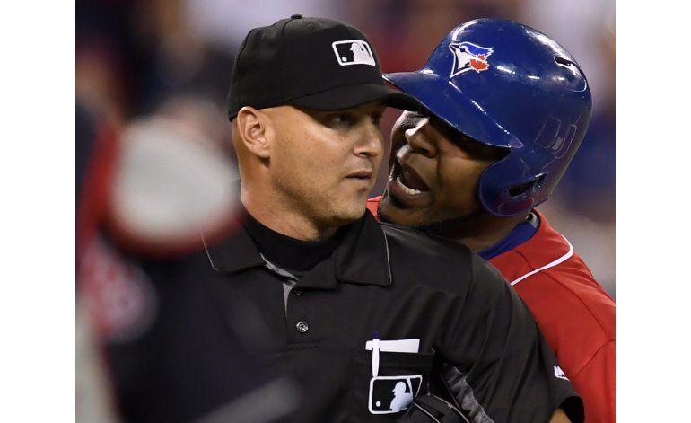 Suspenden a Encarnación un juego por contacto con umpire