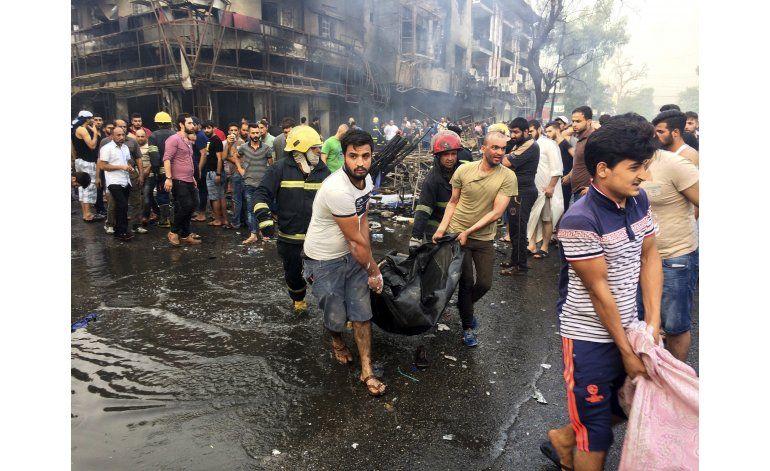 Atentado más letal en Irak en un año deja 115 muertos