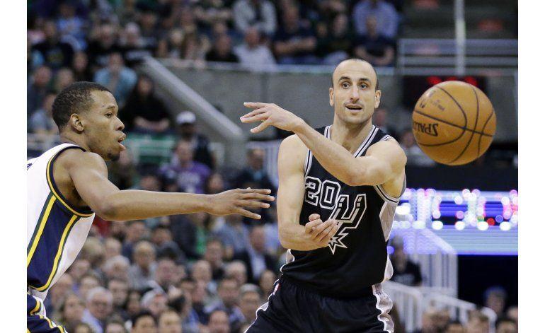 Ginóbili anuncia que jugará una 15ta temporada en la NBA