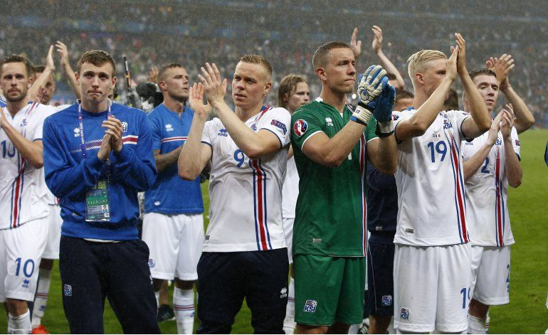 Islandia se despide con la frente en alto