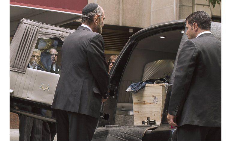 Recuerdan en NY a Elie Wiesel, sobreviviente del Holocausto