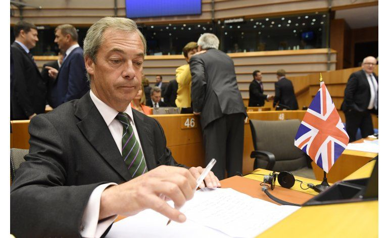 LO ULTIMO: No hay garantías para europeos en Gran Bretaña