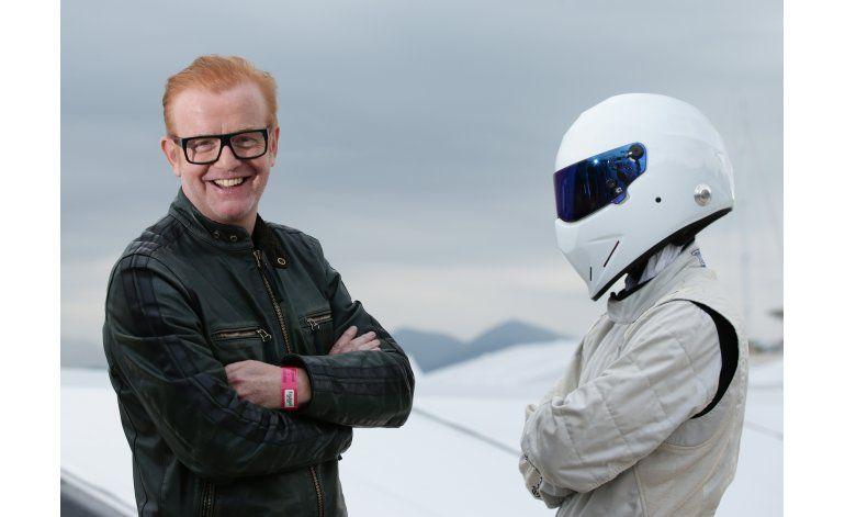 Chris Evans renuncia como presentador de Top Gear