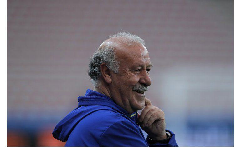 Del Bosque deja selección española tras fracaso en la Euro