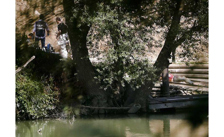 Hallan cadáver de estudiante de EEUU desaparecido en Roma