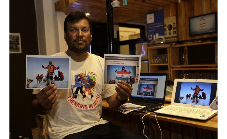 Nepal investiga a pareja india que dice que subió al Everest