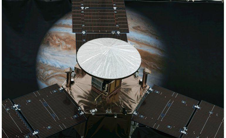 Nave Juno, de la NASA, se prepara para encuentro con Júpiter