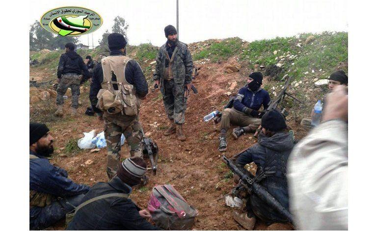 Amnistía Internacional critica abusos de rebeldes en Siria