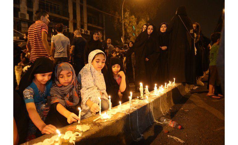 Irak: Ataque en Bagdad el fin de semana alcanza 175 muertos