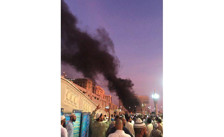 Autor de uno de los atentados en Arabia Saudí era paquistaní