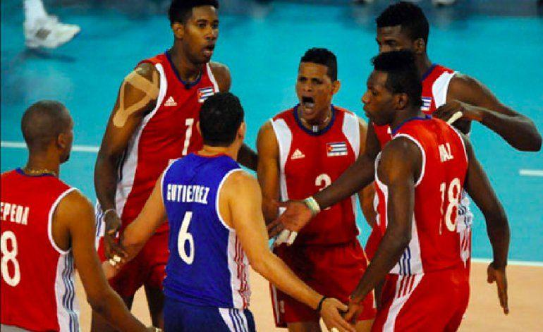 Policía finlandesa libera a dos de ocho voleibolistas cubanos detenido