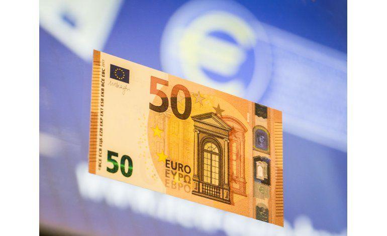 Nuevo billete de 50 euros intentará combatir falsificación