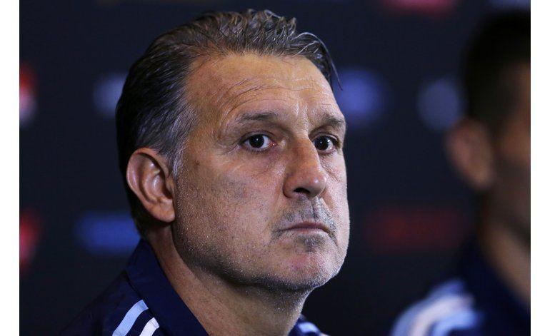Martino renuncia a selección argentina