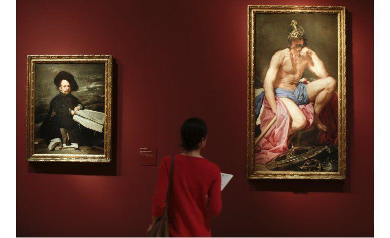 Diego Velázquez presente en exposición de Berlín